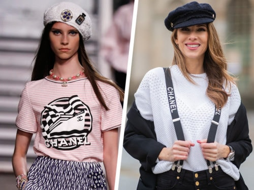 huge selection of adf31 7f025 Stile navy: la moda