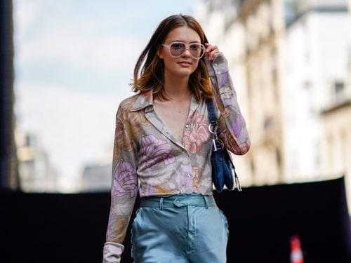7be3c5e389 Camicie: i modelli di moda da scegliere per la primavera 2019