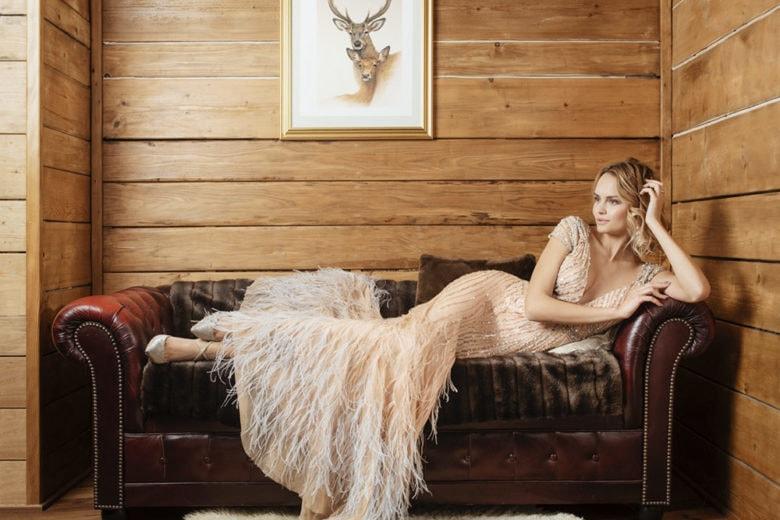 Winter bride: la collezione Nicole Spose per l'inverno