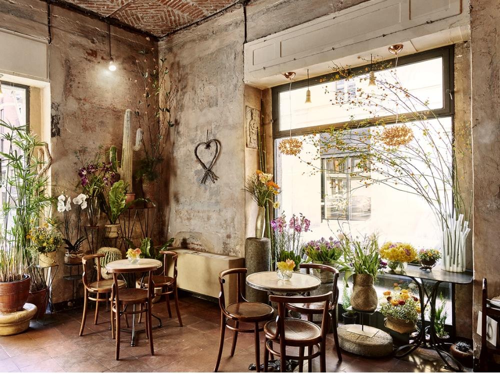 Ristoranti romantici Milano cena romantica Milano dove mangiare in coppia a Milano FIoraio Bianchi