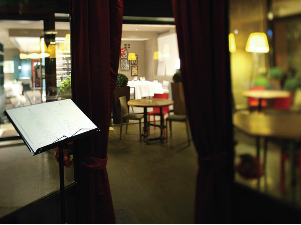 Ristoranti romantici Milano cena romantica Milano dove mangiare in coppia a Milano Ristorante Tre Cristi Milano esterno