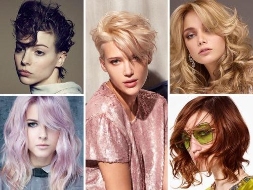 Taglio di capelli medio lunghi 2019