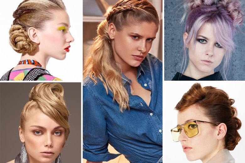 Acconciature capelli Primavera Estate 2019: le migliori proposte dai saloni