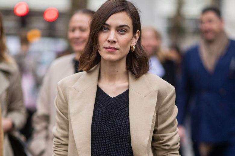 """A chat with""… Alexa Chung: da ex ""it girl"" a stilista"