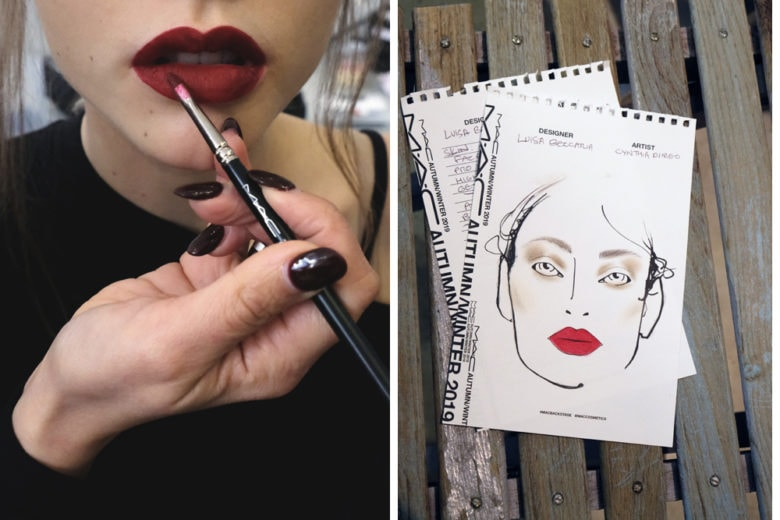 Cosa significa essere un make up artist: abbiamo seguito Michele Magnani e Roberta Betti per raccontarvelo
