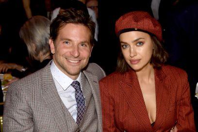 5 cose che non sapete sulla coppia Bradley Cooper Irina Shayk