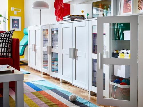 Ikea Credenza Bassa Bianca : Credenze ikea modelli perfetti per ogni budget grazia