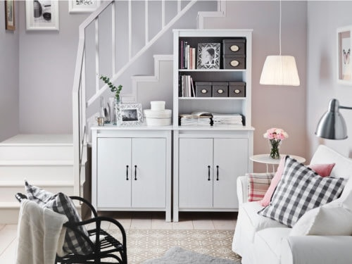 Credenza Ikea Brusali : Credenze ikea modelli perfetti per ogni budget grazia
