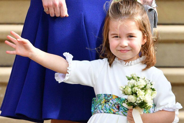 6 cose (adorabili) che non sapete sulla principessa Charlotte