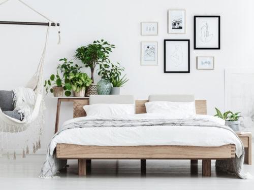 8 idee originali per arredare la camera da letto in stile ...