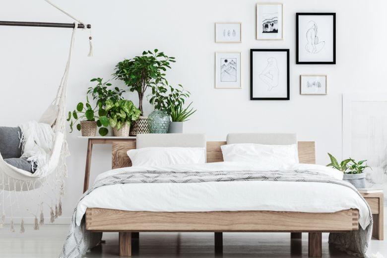 8 idee originali per arredare la camera da letto in stile scandinavo