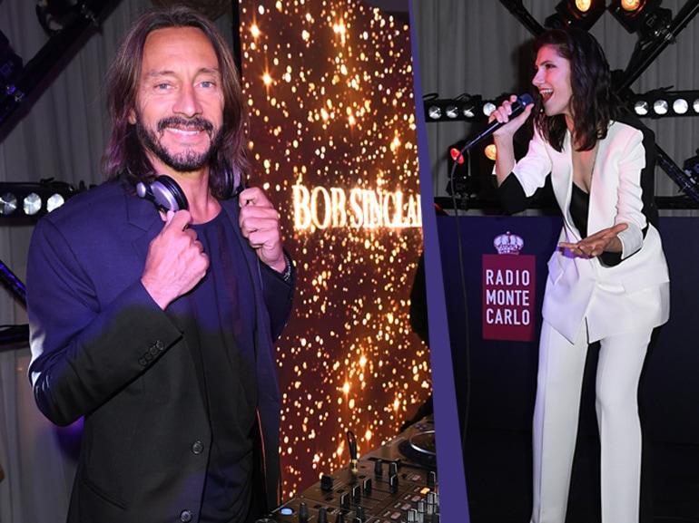 evviva sanremo serata 69 edizione festivval sanremo 2019 festa Grazia e Tv sorrisi e canzoni Bob Sincleir Elisa special guest MOBILE