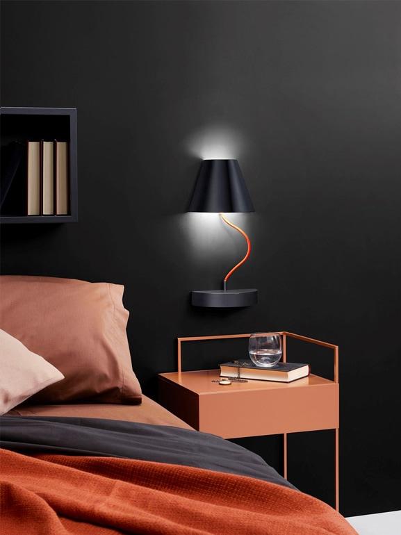 Lampadari Di Design Per Camera Da Letto.Come Scegliere Il Lampadario Giusto Per La Camera Da Letto Grazia It