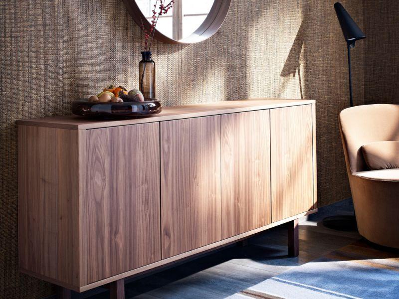 Mobili Cucina Ikea Credenza Acciaio.Credenze Ikea 8 Modelli Perfetti Per Ogni Budget Grazia It