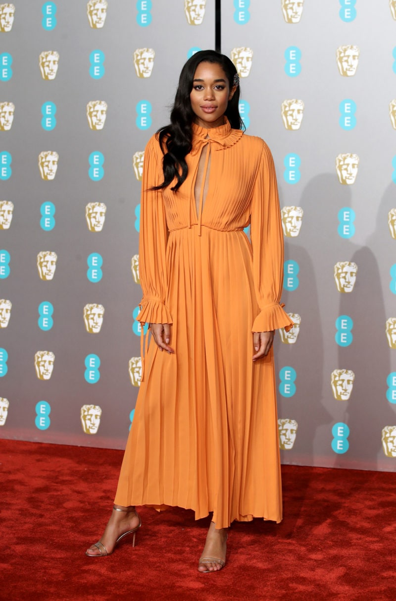 laura-harrier-bafta