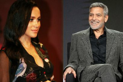 George Clooney paragona Meghan Markle a Lady D: «Sappiamo com'è andata a finire»