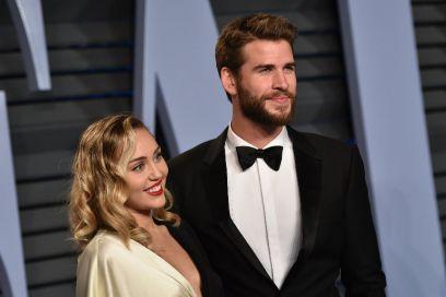 Liam Hemsworth ha saputo della fine del suo matrimonio con Miley da Instagram