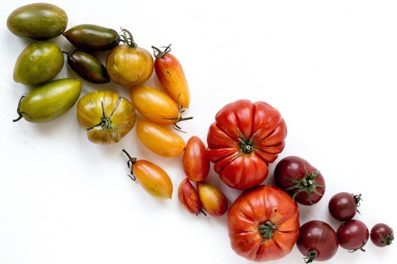 Come funziona la dieta dei colori (che vi farà diventare più sani e belli)