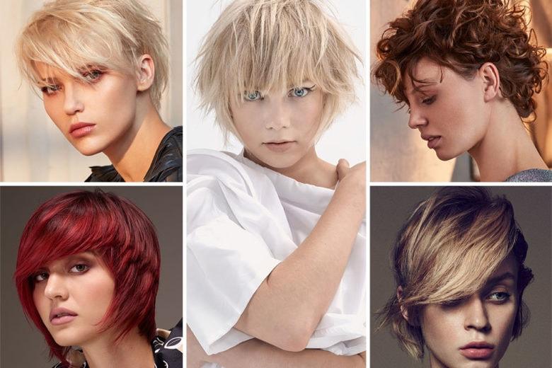 Tagli di capelli corti per la Primavera Estate 2019: tutte le proposte dai saloni