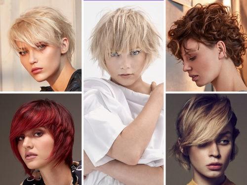 Tagli per capelli corti estate 2019