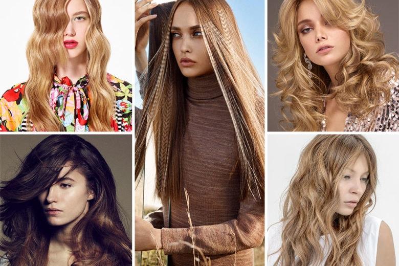 Tagli di capelli lunghi per la Primavera Estate 2019: tutte le proposte dai saloni