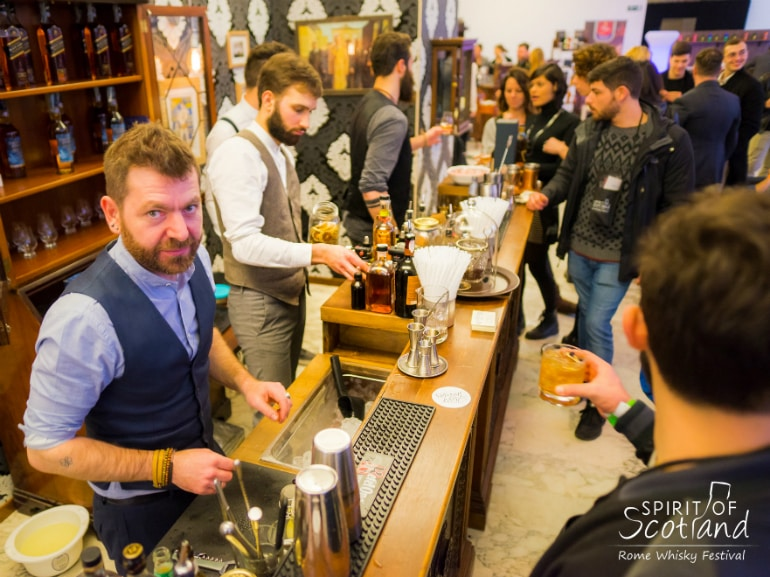 whisky festival spirit of scotland