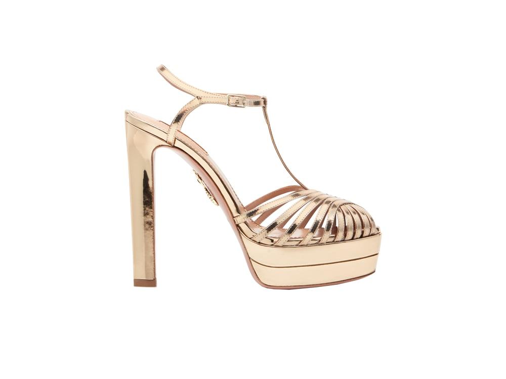 02-Aquazzura-Round-toe-Moonlight-plateau-sandal-130-Soft-gold-Mirrored-leather-Right