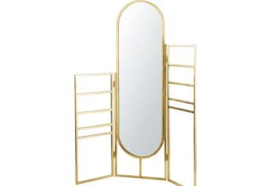 18–Portatovaglioli-in-metallo-dorato-con-specchio-California-