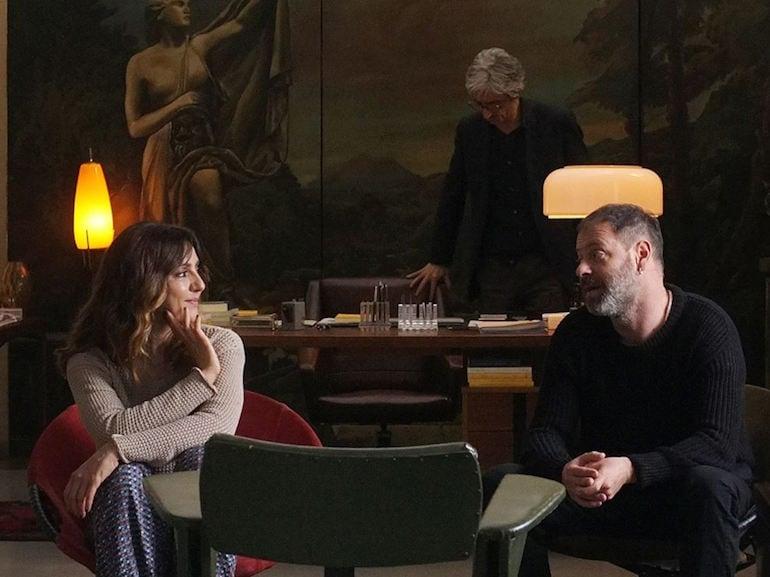Ambra Angiolini e Pietro Sermonti terapia di coppia