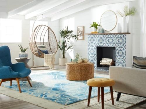 Arredamento Soggiorno Casa Al Mare : Come arredare una casa al mare le idee più belle da cui prendere