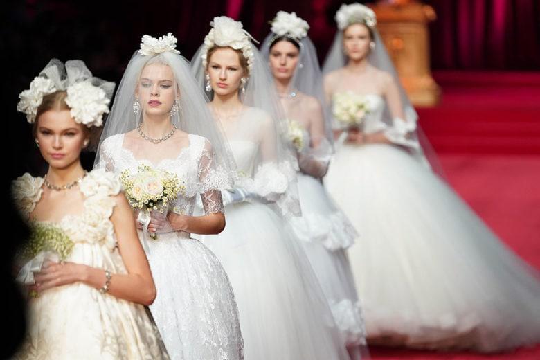 Abiti da sposa: i modelli dalle sfilate Autunno-Inverno 2019/2020
