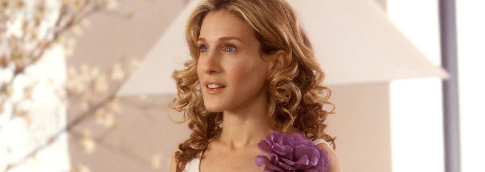 Carrie Bradshaw fiore
