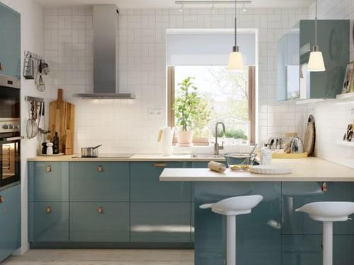 9 idee originali per arredare una cucina piccola - Grazia.it