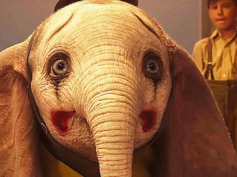 Dumbo Allucinazioni