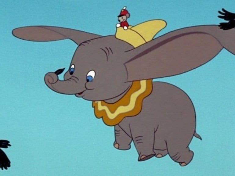 Dumbo Vola 1