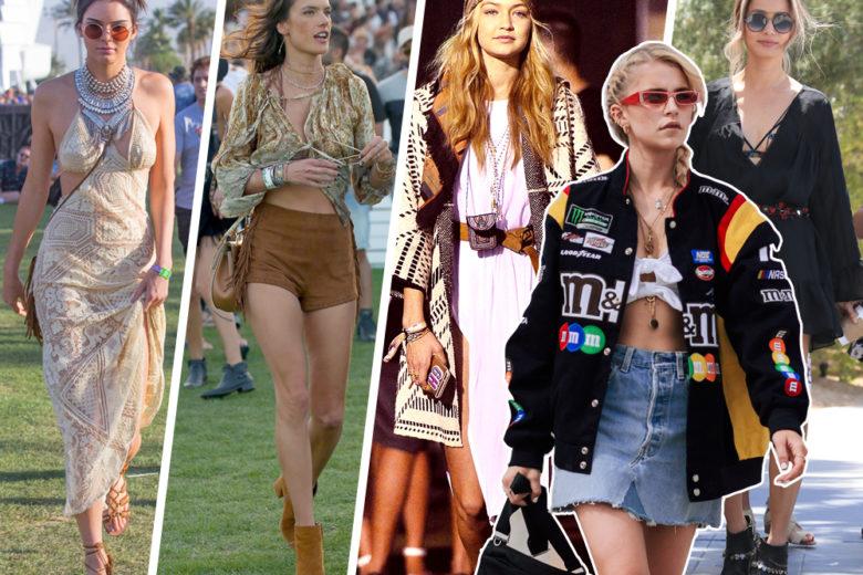 Coachella Style: 5 look in stile Festival
