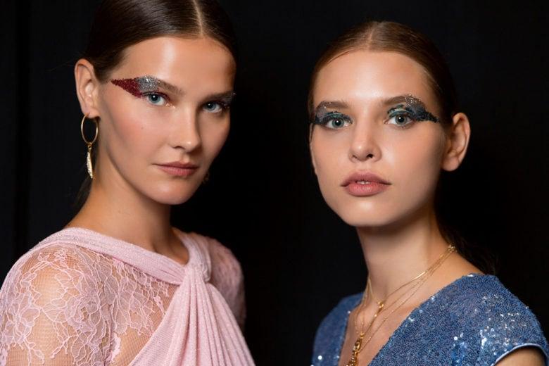 Glitter mania: il trucco occhi non è mai stato così catchy
