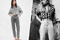 """Back to the  Nineties: i mom jeans sono il capo """"amarcord"""" di cui non potrete fare a meno!"""