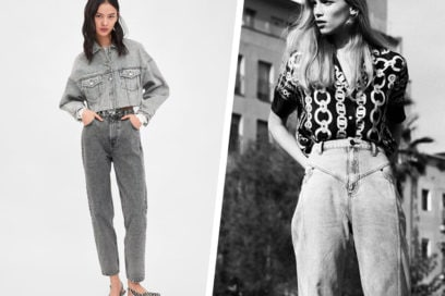 Back to the  Nineties: i mom jeans sono il capo