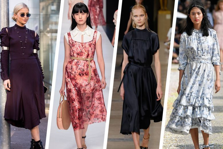 Abiti midi: i modelli più belli da indossare ora (e per tutta l'estate)