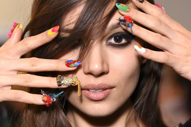Nail art floreale: le proposte più originali