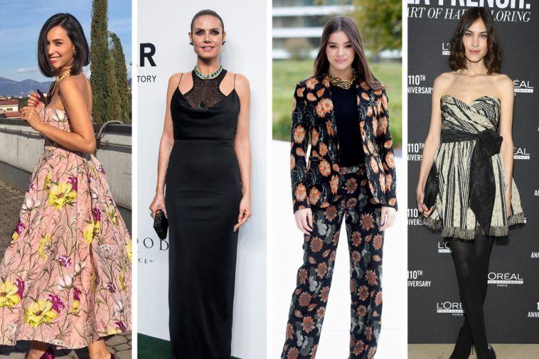 Alexa Chung, Heidi Klum e le altre star meglio vestite della settimana