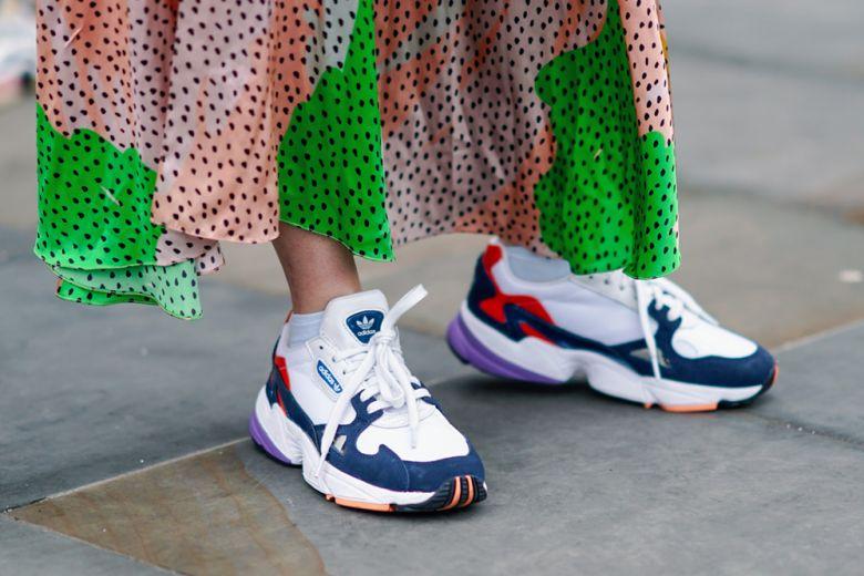 Chunky sneakers: la tendenza continua!