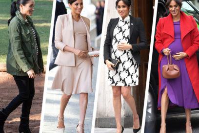5 outfit di Meghan Markle da copiare (se come lei siete in
