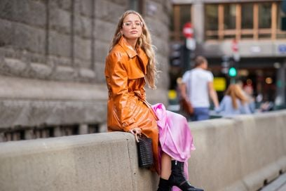 Shiny Trench: i modelli lucidi perfetti per la Primavera!