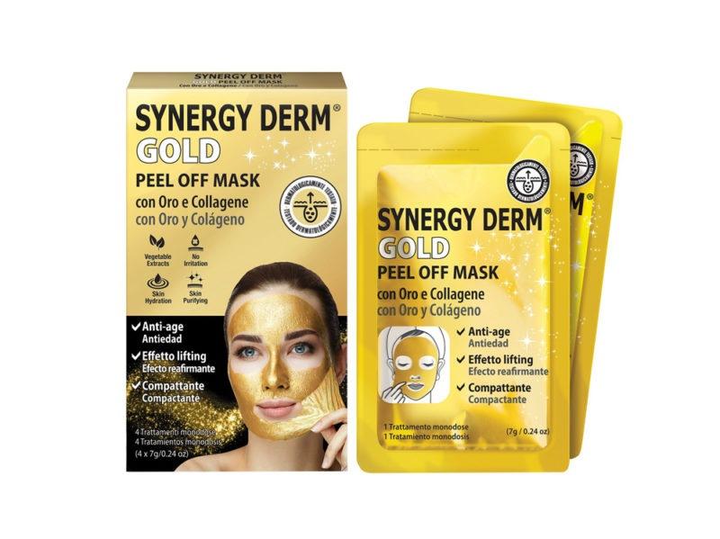 GOLD Peel off Mask – 2