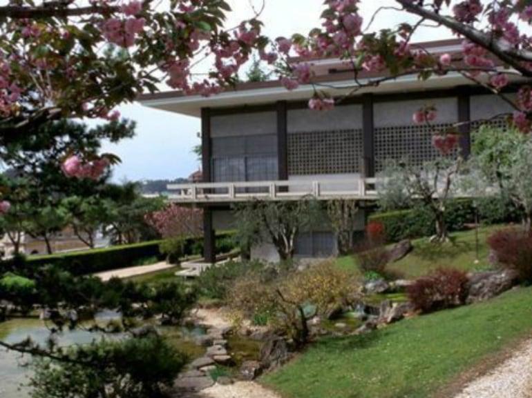 Giardino dell'Istituto Giapponese di Cultura