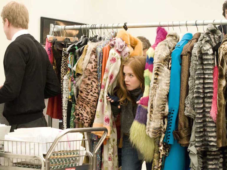 I love shopping vestiti