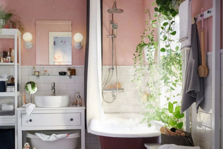 11 idee geniali per arredare un bagno piccolo