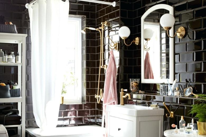Illuminazione bagno: 7 consigli per 7 stili di arredamento